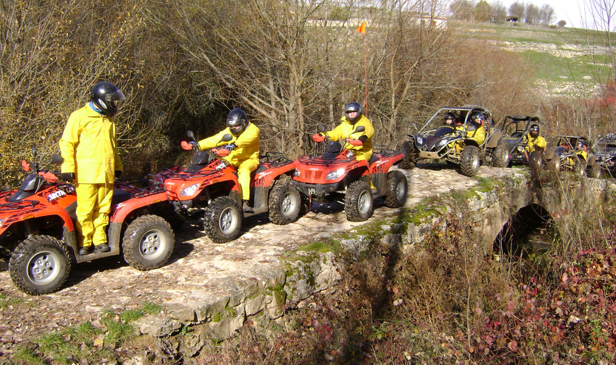 Escapadas en Quads
